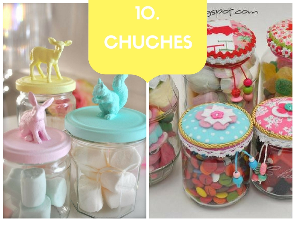 10 ideas para reciclar tus botes de cristal decoshabby for Reciclar botes de cristal decoracion